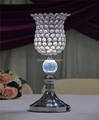 IDA wedding vase shape centerpiece silver plated