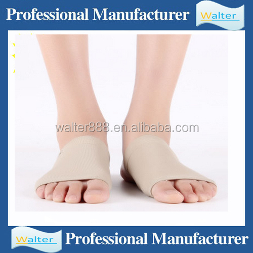 Silicone Gel Arch Support Cushion Flat Feet Foot Care Pain Relief
