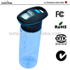 New Technology UV Sterilize Sports Water Bottle,BPA Free,CE&ROHS