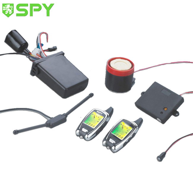 Wholesale spy two way remote engine start motorcycle <strong>security</strong> alarms system