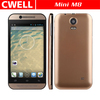 4.3 inch Mini M8 mobile phone MTK6572W Dual Core Android 4.2 Smartphone cell phone