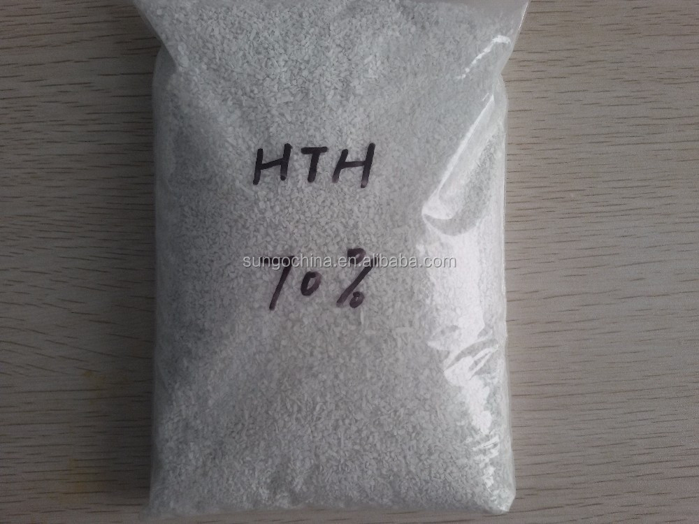 Calcium Hypochlorite 70% for Swimming Pool Disinfection Chemical