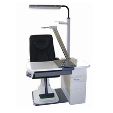 china ophthalmic equipment table chair optometry table