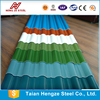 30g/m2 Zinc Coating Cold Rolled PPGI Steel Prepainted Galvanized Colour Painted Steel Roofing Sheet Price