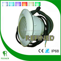 2014 New design RGB with remote control par56 swimming pool led light