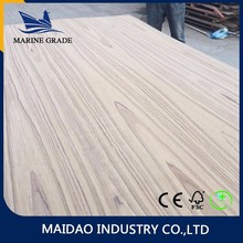 Hot selling fireproof veneer plywood made in China