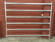 Cheap galvanized cattle yard fence panels for sale