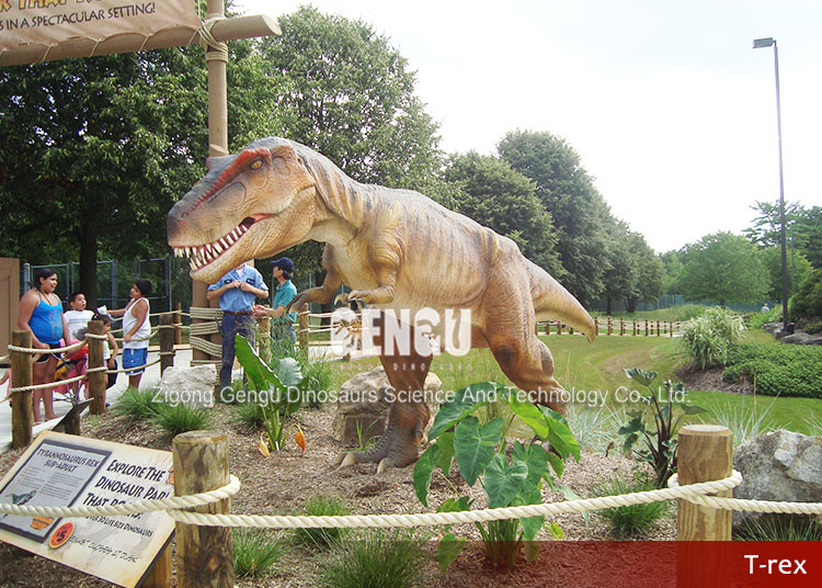Animatronic Real Dinosaur Equipment Simulation Dinosaurs
