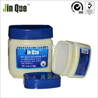 pure snow white petroleum jelly