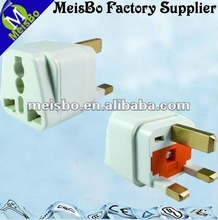 13A 250V Britain electrical adapter plug cigarette lighter of fuse