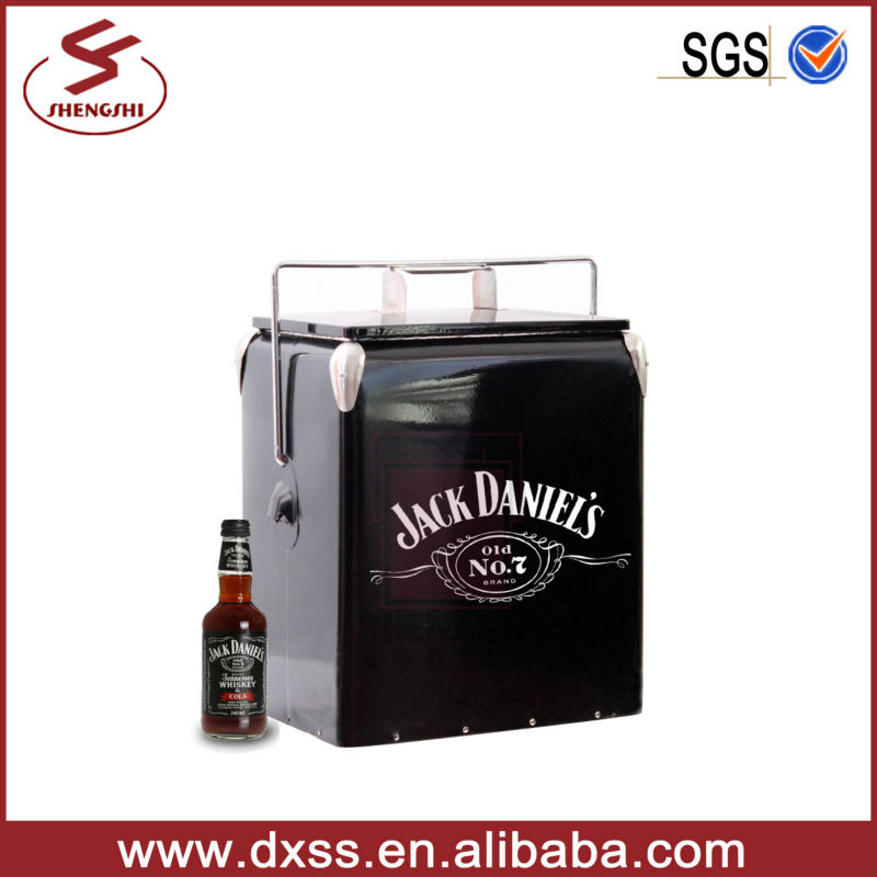 Cute Household Ice Cooler Box Jack Daniels'