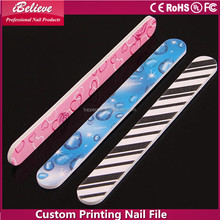 iBelieve Nail Tools Nail Art Buffer File diamond nail file deb