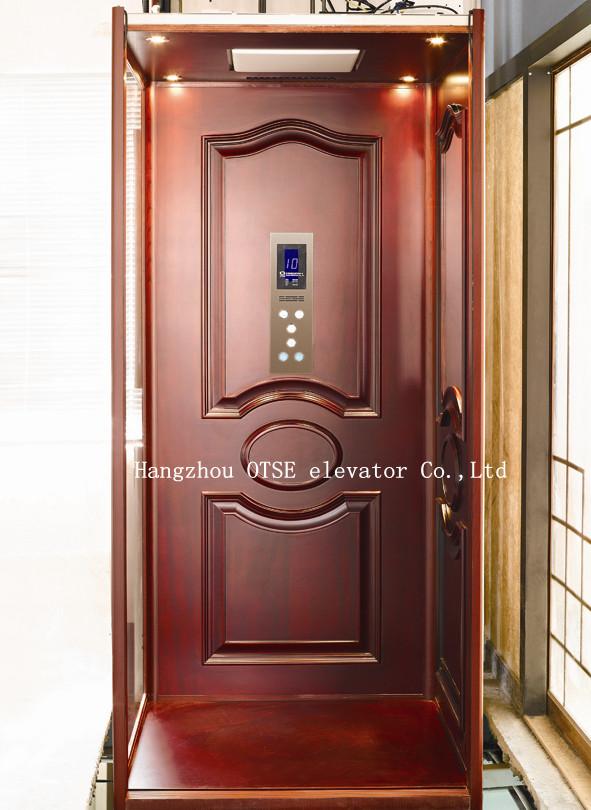 Ascensori piccole dimensioni pompa depressione for Small elevator for house
