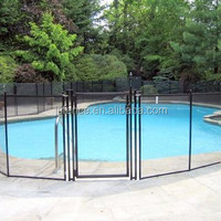 Swimming Pool Welded Mesh Fence For Protecting Children