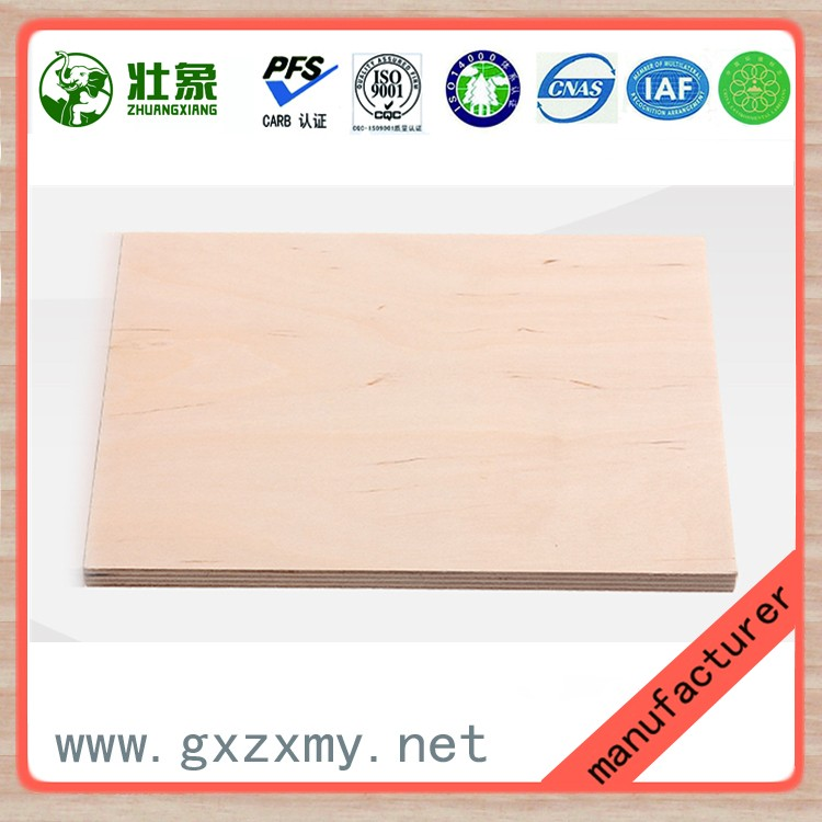 First Grade Laminate Sheet Film Faced Pine Plywood
