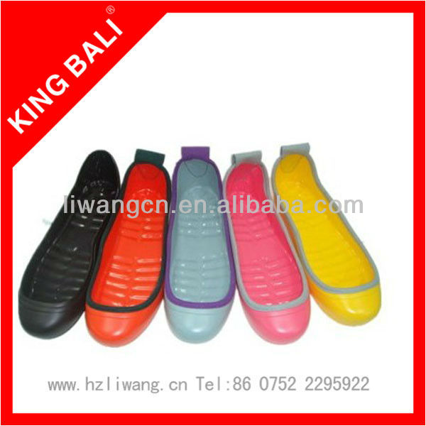 OEM Security casual rubber waterproof overshoes