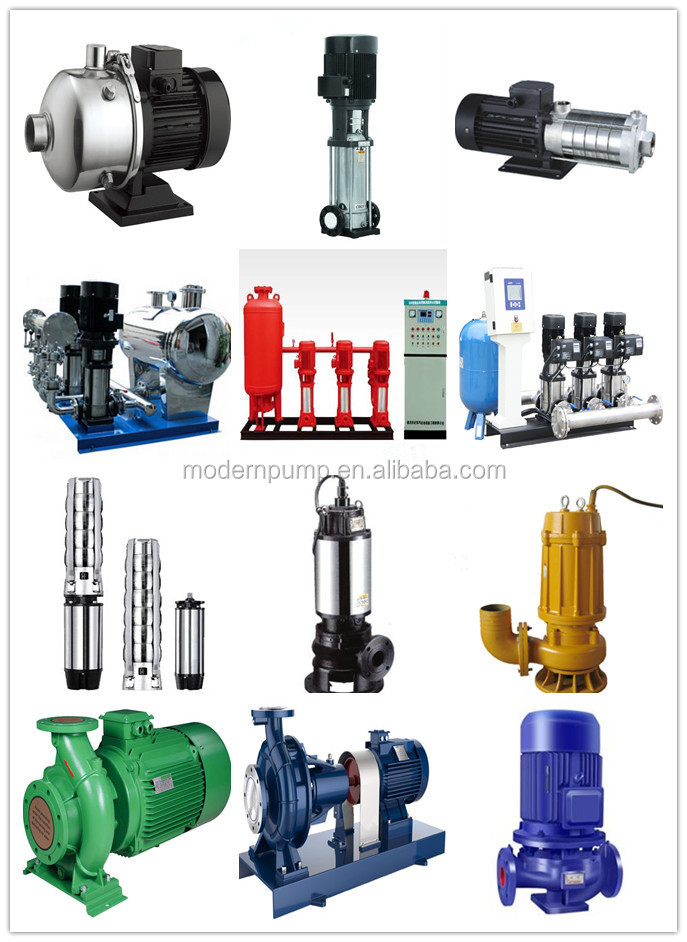 multisatge centrifugal water pump air electric pump/pump for water