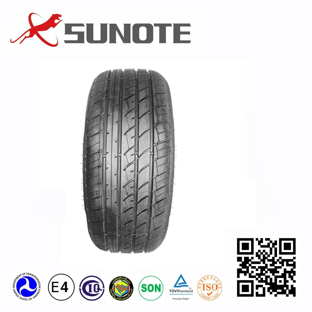 SUNOTE brand passenger car tire 225/40r17 car tire directly from facotry