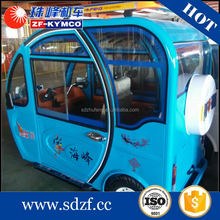 Low price tricycle closed 3 persons conversion for sale malaysia