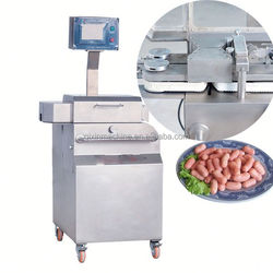 automatic natural casing sausage knot separating machine for sale