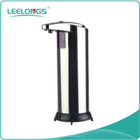 Stainless Steel Free Standing Automatic Sensor Soap Dispenser