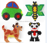 New DIY education hama perler beads for children produce by china manufactory