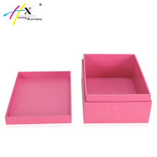 Customized Cheap Cardboard Shoe Box wholesale