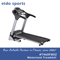 Price electric motorized treadmill with automatic incline