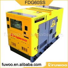 Mute Wholesale Fdg60ss Transportable 2.5kv 5000kw Generator Set