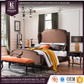 Coutryside style Wooden bedroom furniture set Customize bedroom furniture