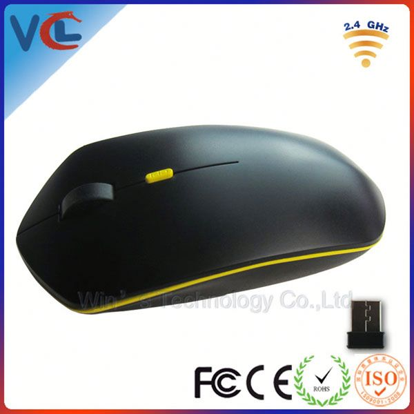 newest 4d super slim usb wireless webkey mouse for fashion people