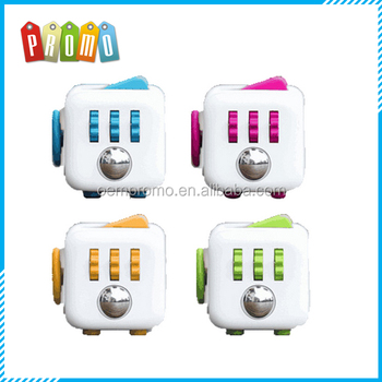 Top Sale 11 colors Fidget Cube for Christmas Gift