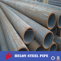 oil and gas welded tube steel pipe/tube China factory