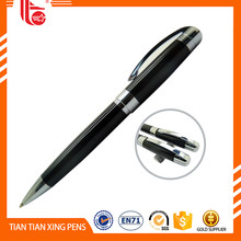 Free Samples Novelty design 2016 the cheapest promotional metal syringe pen