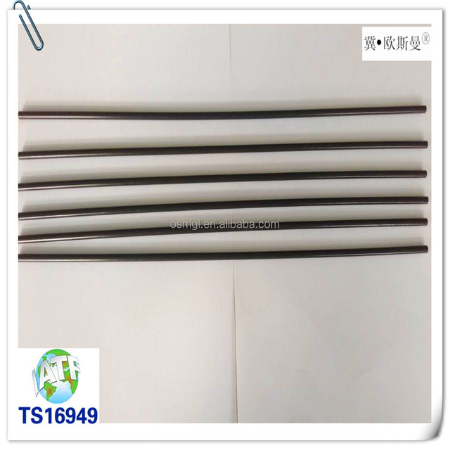 Alibaba On Line Shopping PVF Coated Double Wall Steel Tube for auto spare parts