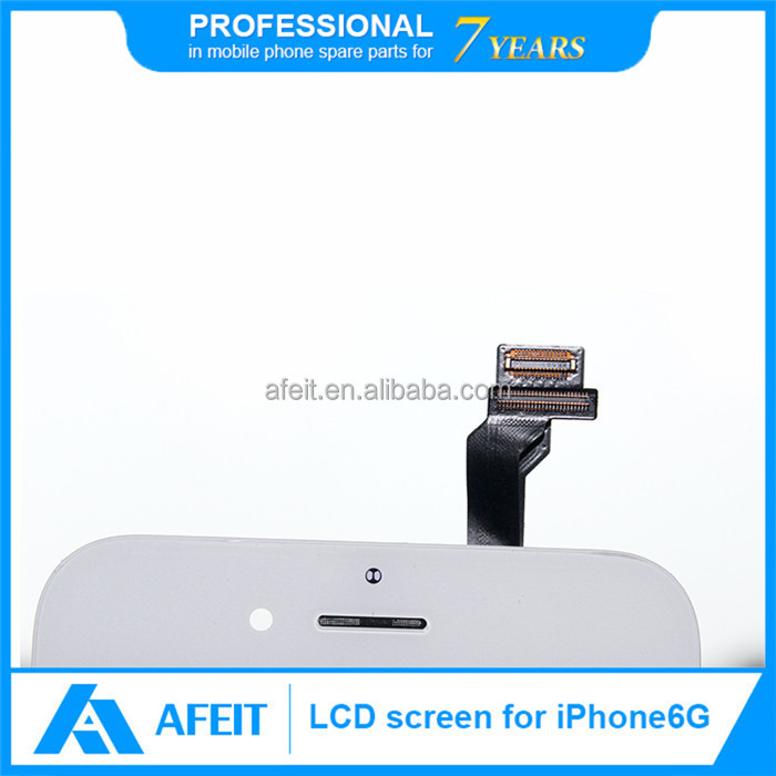 "New for iphone 6 55"" lcd screen replacement"
