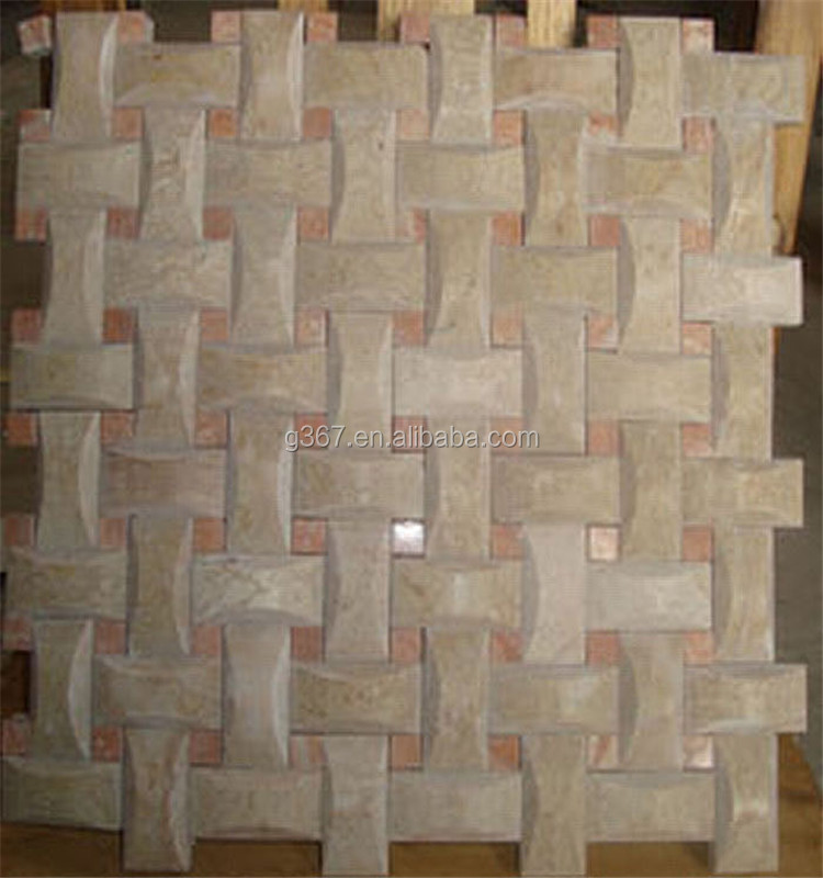 white and grey vein marble and Marble Mosaic,Flower Marble Mosaic Tile