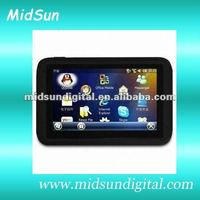 7 inch a13 mid tablet pc Android 4.0 os, 5 points Capacitive, 4GB/512M,3G WiFi,Camera Freeshipping
