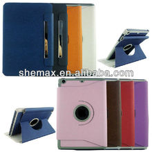 Laptop 360 Rotating PU Leather Envelope Case For iPad mini