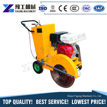 YG Honda Engine Asphalt Floor Surface Concrete Road Cutting Machine