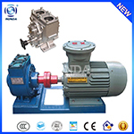 NYP high viscosity pump rotor oil pump rotor pump