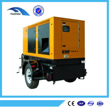 Canopy trailer type hot sale germany made Deutz 250kw water cooled diesel generator price