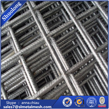 ISO9001 GI welded wire mesh panel 10x10 A193 welded mesh price