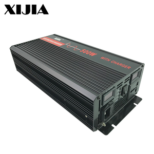 500W 1000W 1500 2000W 2500W 3000W dc 12V 24V 48V to ac 220v 230v 240v Volt battery pure sine wave power inverter with charger