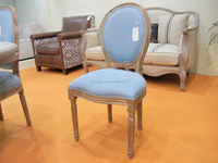 Classic French Design Chair Customized Reproduction Lounge Dining Chair