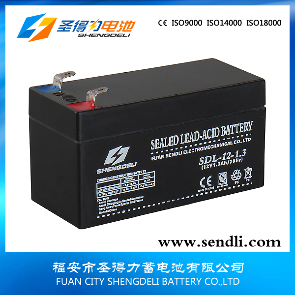 deep cycle batteries 12v1.3ah for Agriculture electric sparyer