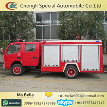 Fire Distribution Fighter Truck On Sale Different Types of Fire Trucks