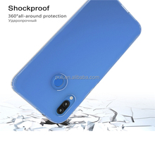 Phone <strong>case</strong> 0.26mm Transparent Anti-Shock Phone TPU <strong>Case</strong> For Huawei P20 lite