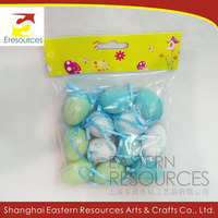 Easter Plastic Egg Hanging Decoration