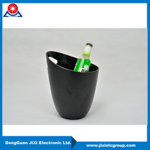 Cheap plastic bottle service wine beer cooler bucket